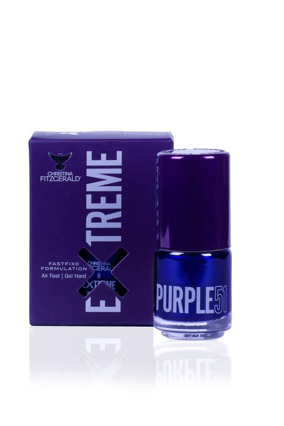 Лак для ногтей Extreme - Purple 51 в интернет-магазине Authentica.love