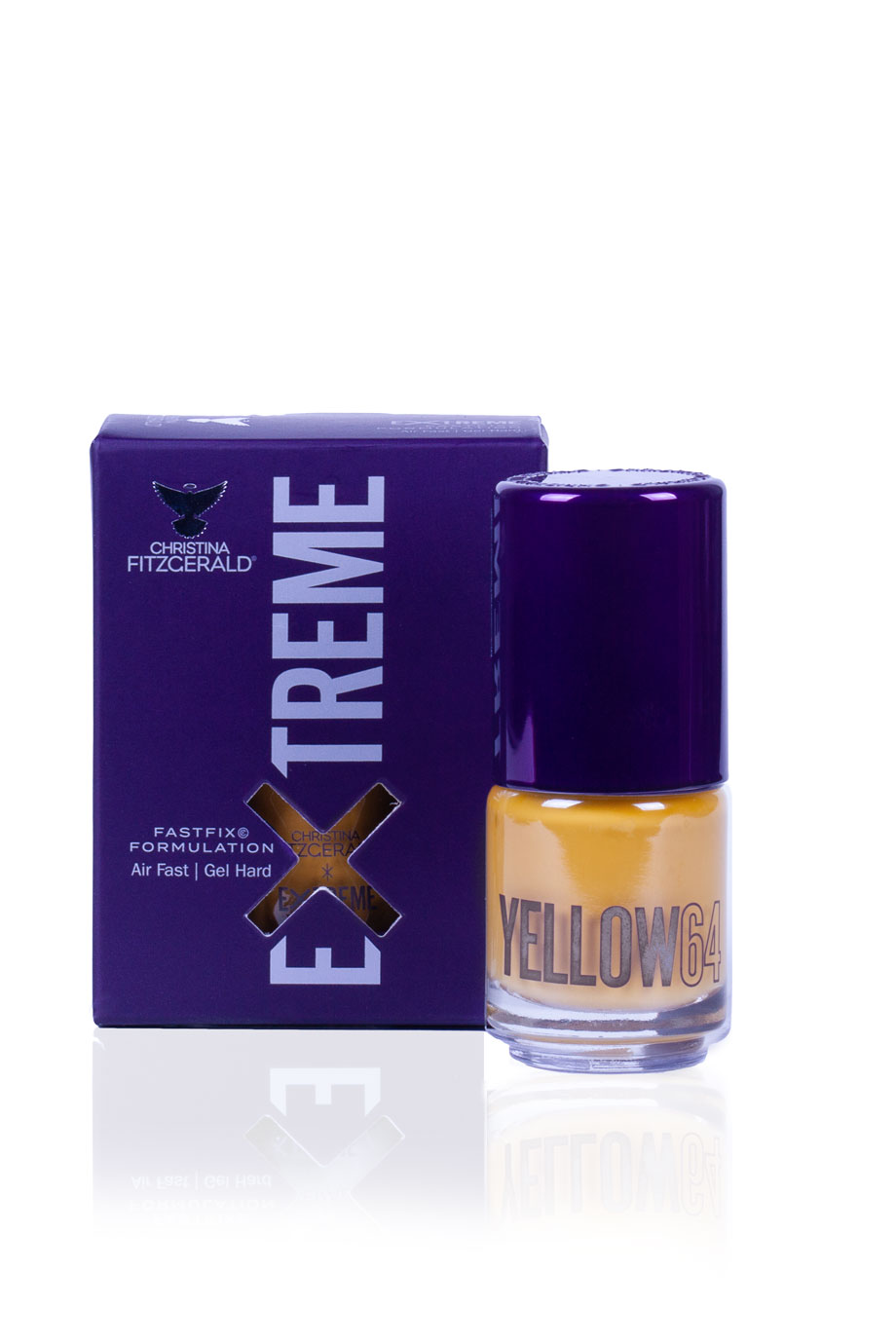 Лак для ногтей Extreme - Yellow 64 в интернет-магазине Authentica.love